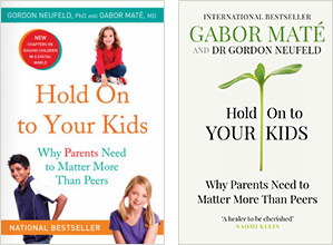 Best-selling author Dr. Gabor Maté on parenting and childhood development